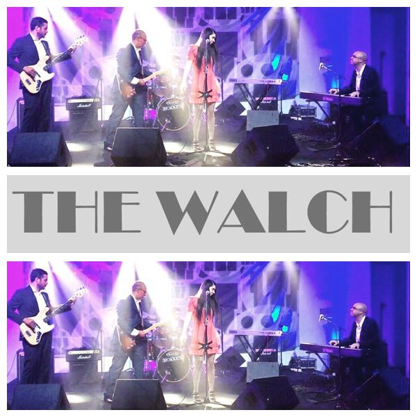 Cover THE WALCH - The Grooviest Band of 2017