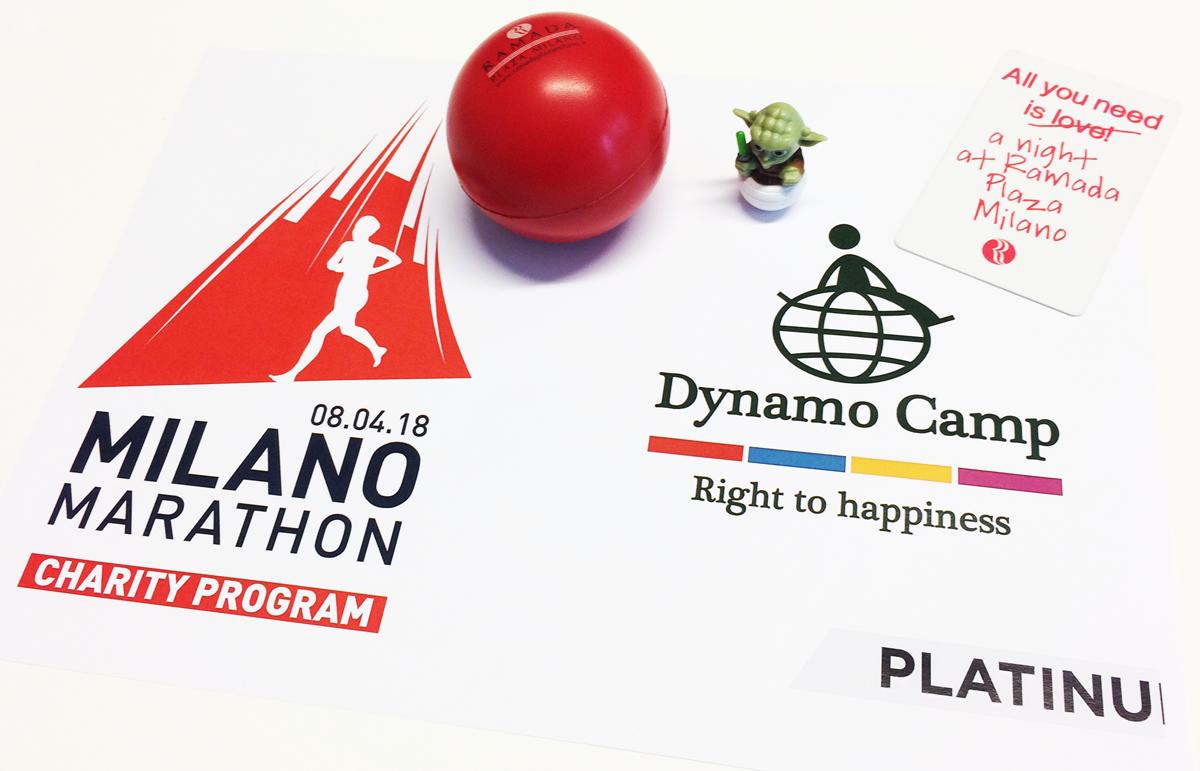 Cover +39 ITALY & RAMADA PLAZA MILANO: In Dynamo We Run - 3