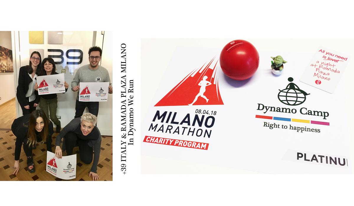 Cover +39 ITALY & RAMADA PLAZA MILANO: In Dynamo We Run - 1