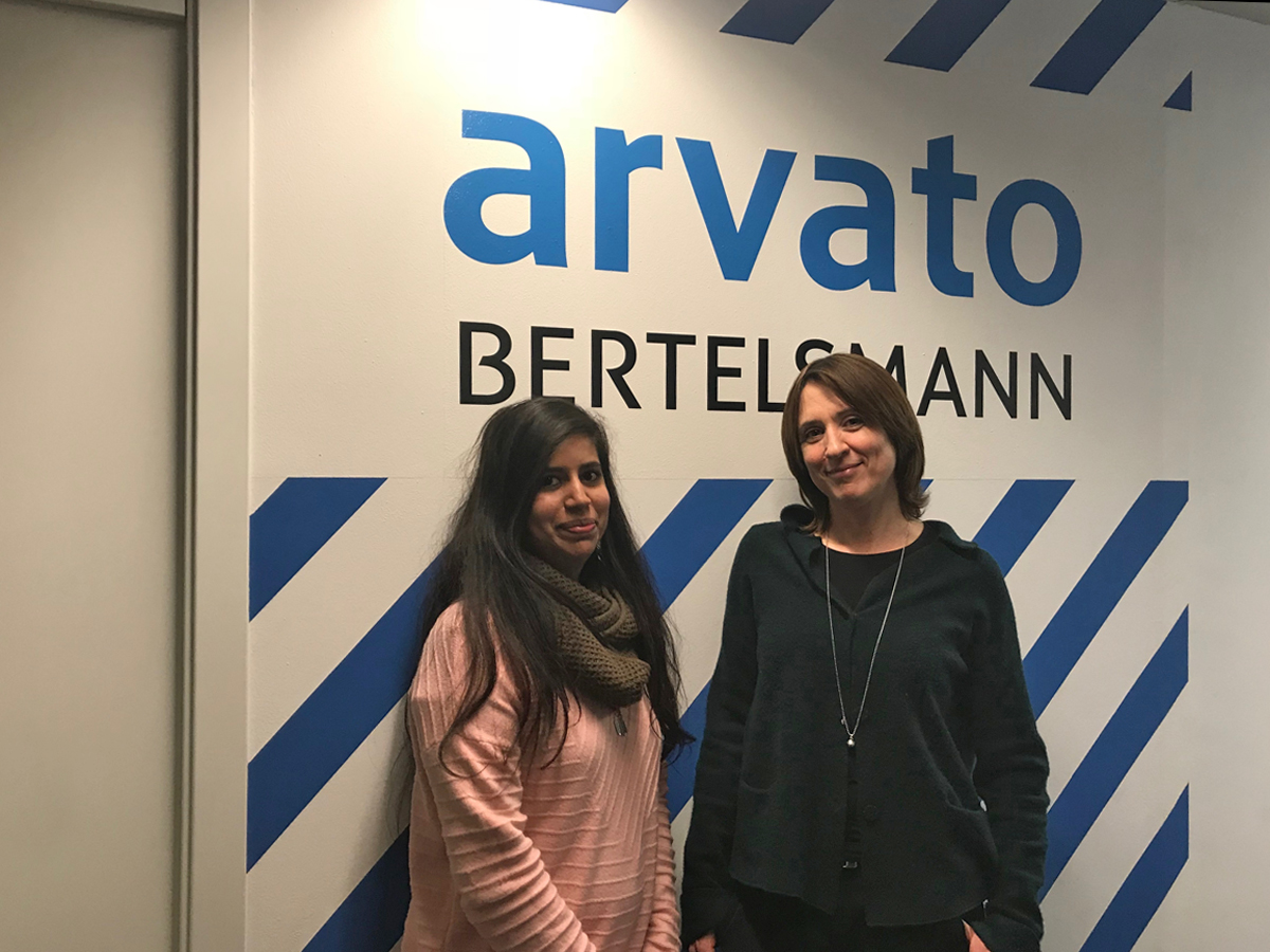Cover We Are Arvato! We Are Dynamo Camp - 3