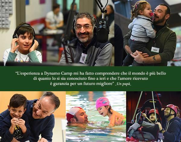 Cover Un regalo bellissimo...una donazione per Dynamo Camp!