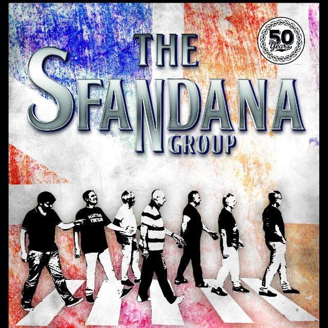 Cover Sfandana Group per Dynamo Camp