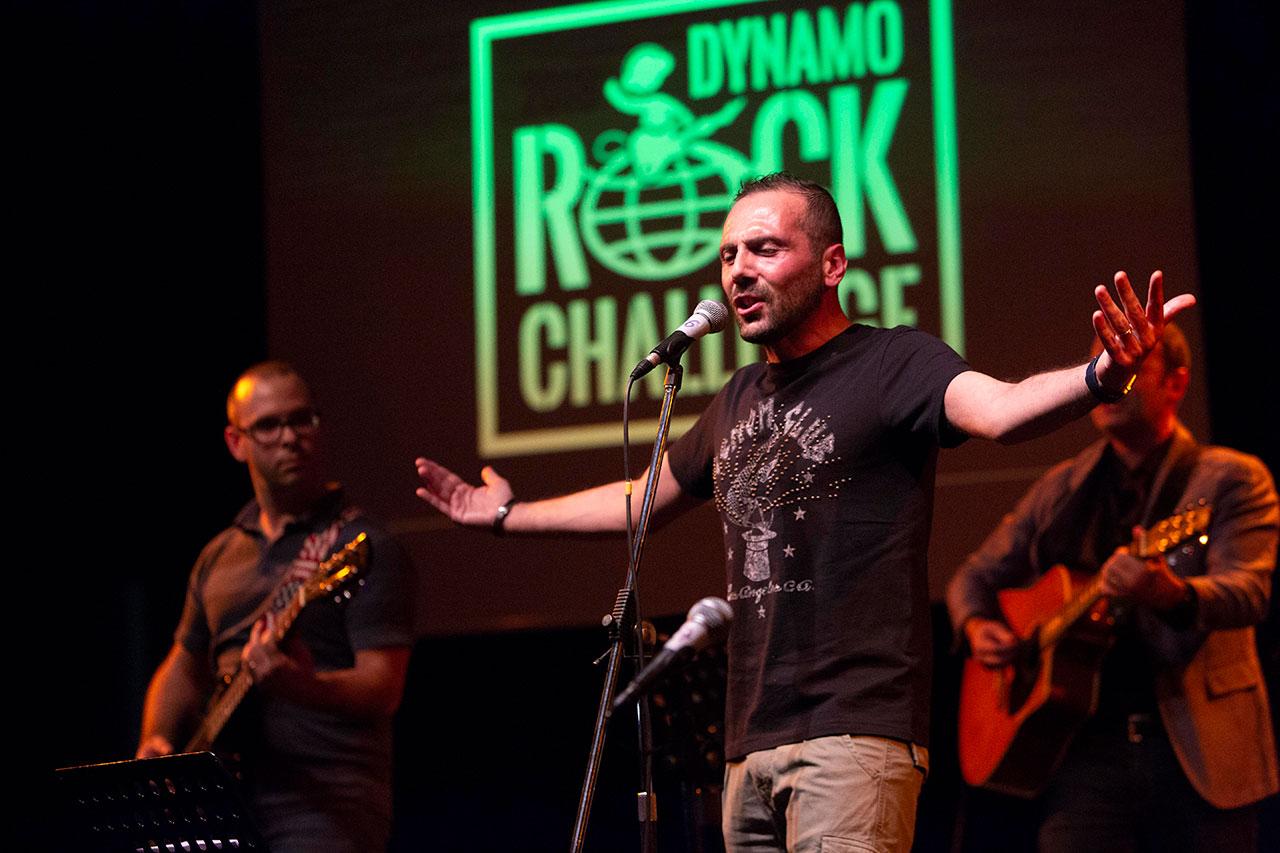Cover Dynamo Rock Challenge - SECONDA SERATA