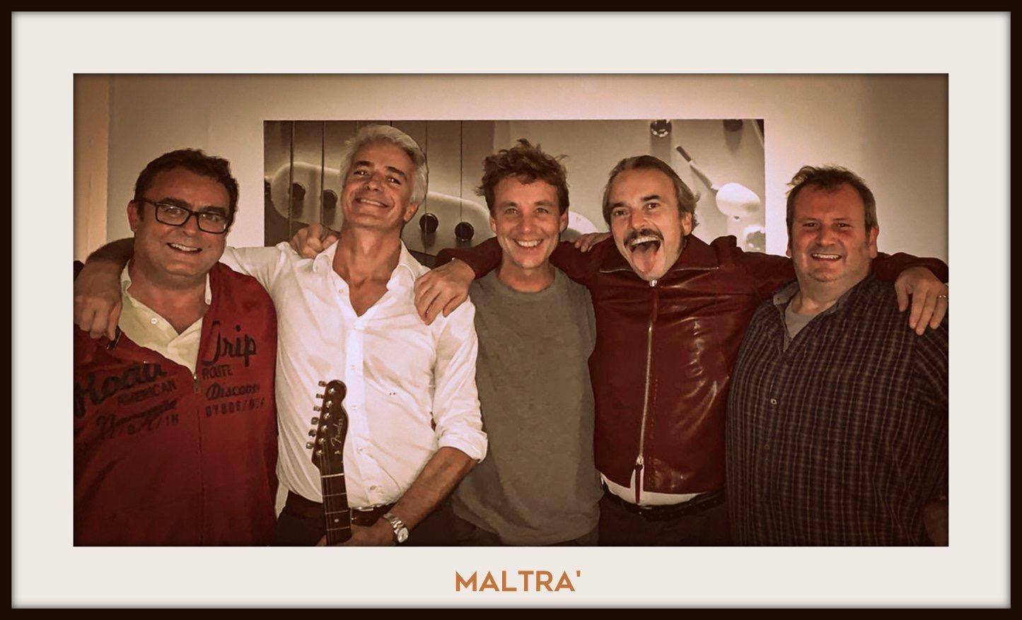 Cover Maltrà per Dynamo