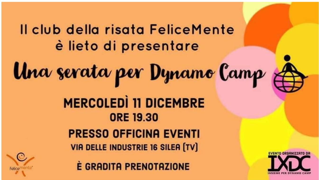 Silea (TV) - Una serata per Dynamo Camp | MyDynamo