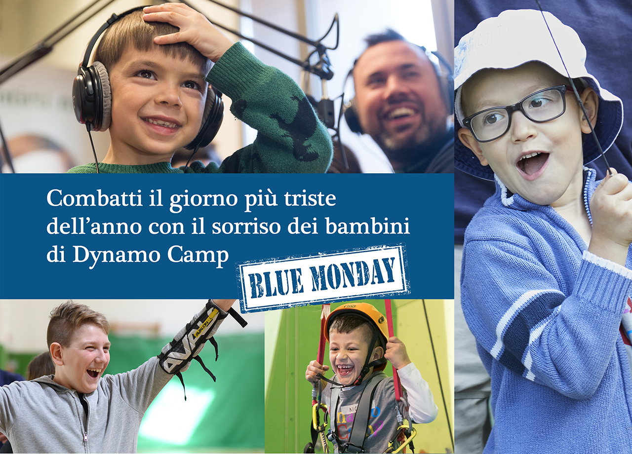 Cover Altro che tristezza... #BlueMonday