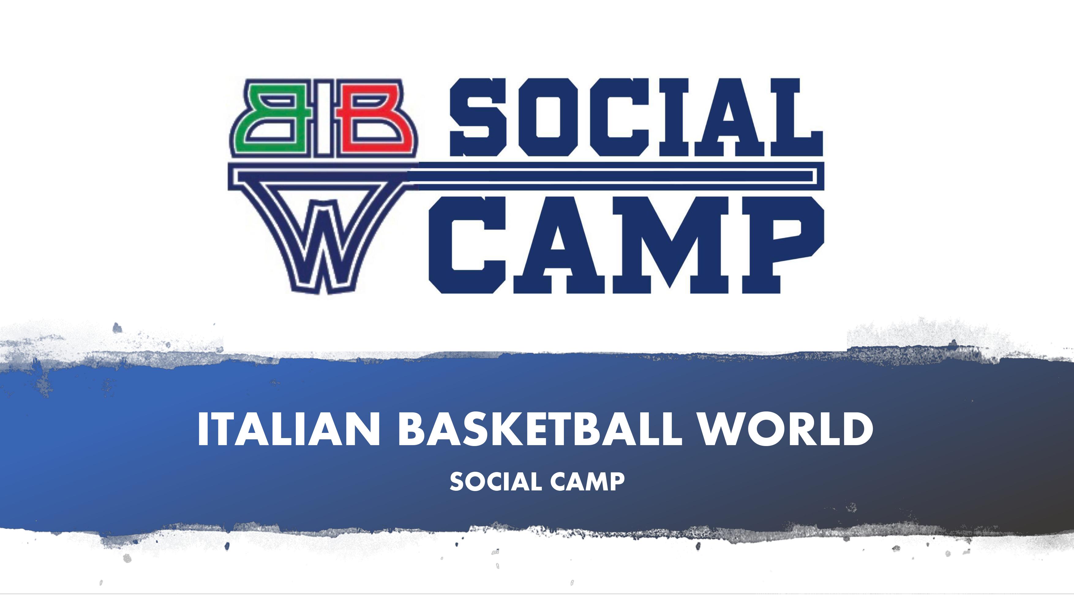 Cover IBBW SOCIAL CAMP