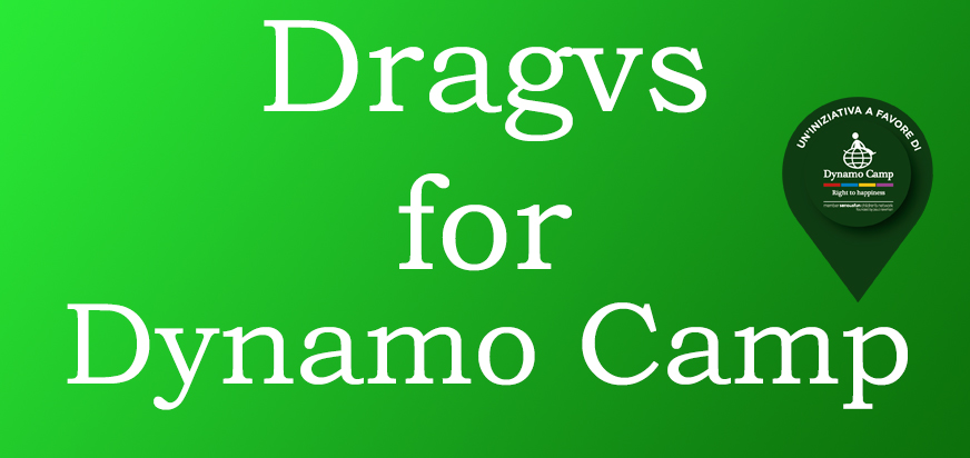 Cover DRAGVS FOR DYNAMO CAMP