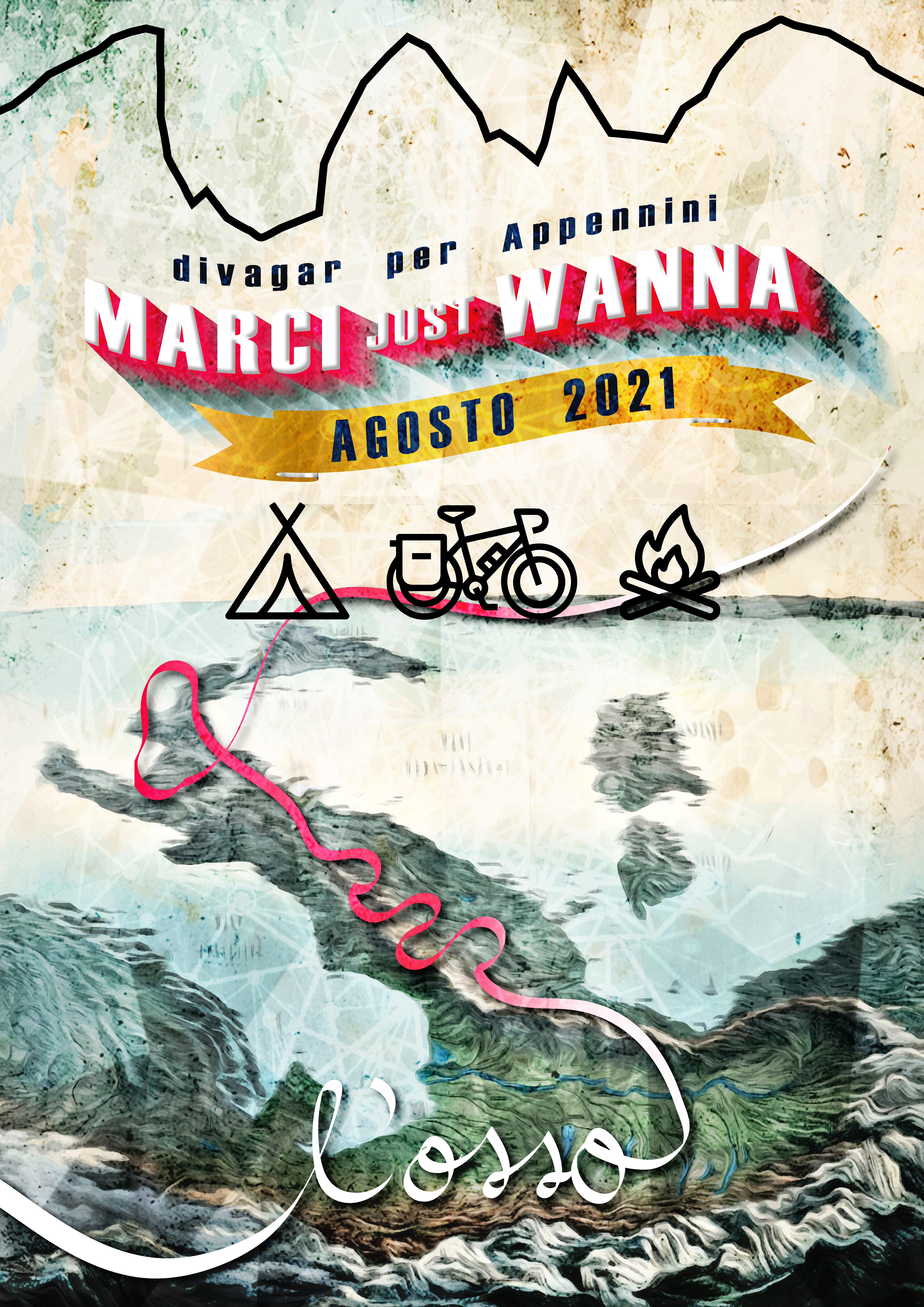 Cover Marci JustWanna_L'Osso